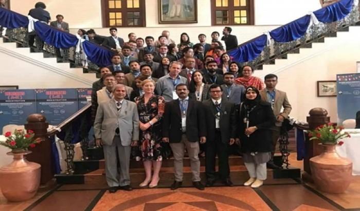 নেপালে আন্তর্জাতিক সম্মেলনে ইবি শিক্ষিকা ড: রেহেনা
