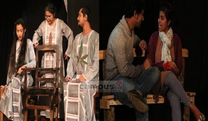 """জাককানইবিতে """"দ্যা জু স্টোরি"""" নাটকে হাউজফুল"""