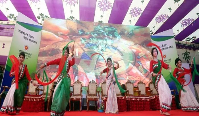 জাতীয় আয়কর দিবস-২০১৮ উদযাপন অনুষ্ঠানে সাংস্কৃতি আয়োজন