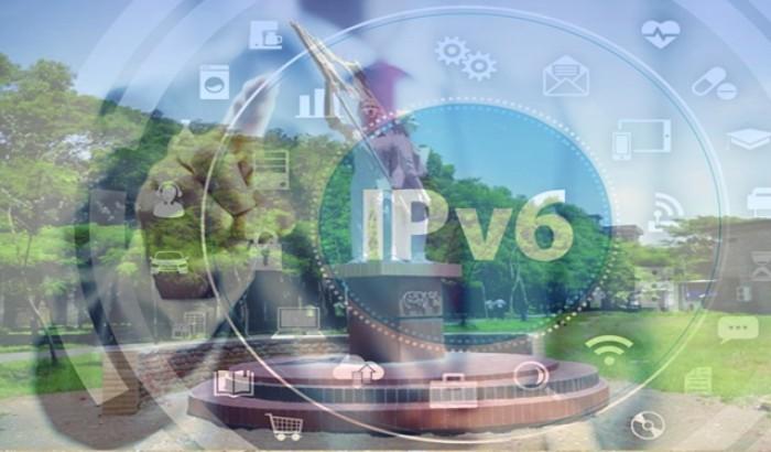 শাহজালাল প্রযুক্তি বিশ্ববিদ্যালয়ে IPv6 সংযুক্ত