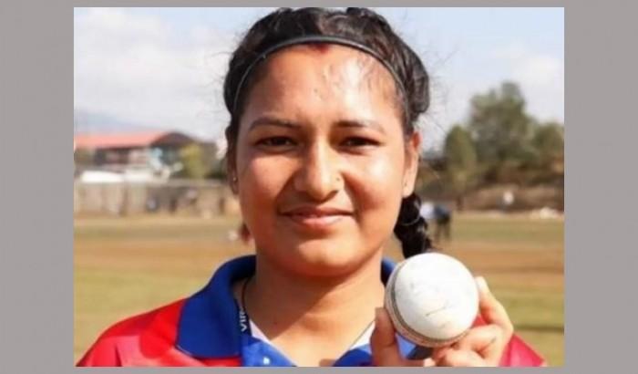 শূন্য রানে ৬ উইকেট, নেপালি বোলারের বিশ্ব রেকর্ড
