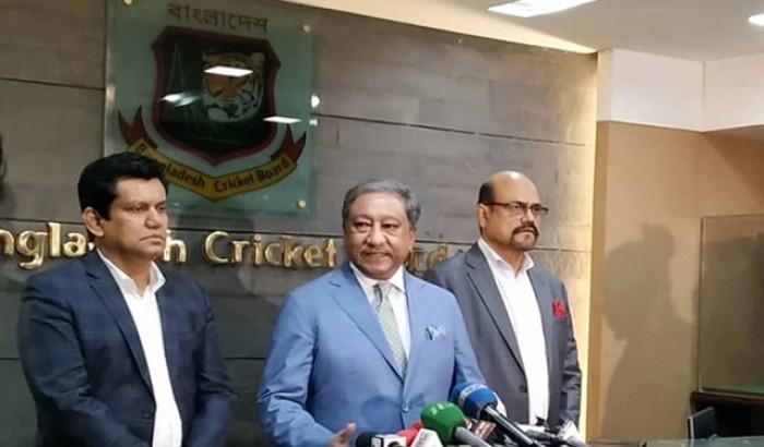 ''পাকিস্তানে টেস্ট খেলতে যাবে না বাংলাদেশ''