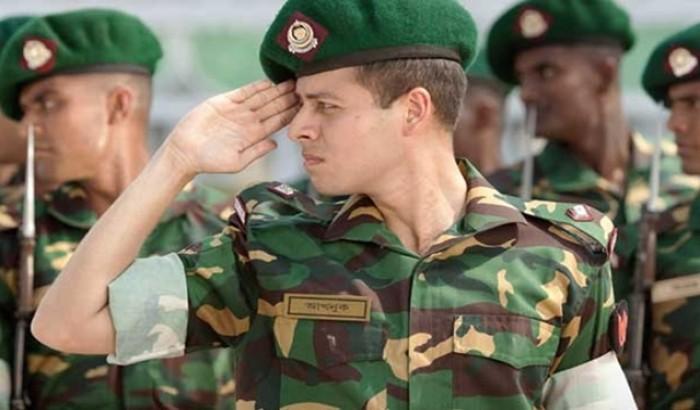 বাংলাদেশ সেনাবাহিনীতে চাকরির সুযোগ