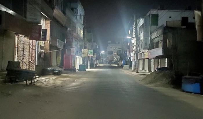 এবার জামালপুর জেলা লকডাউন