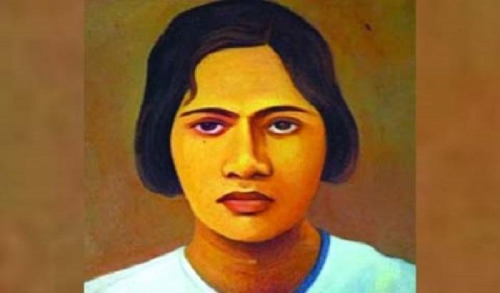 ৮৬ বছর পর অগ্নি কন্যা প্রীতিলতাকে ডিগ্রী প্রদান