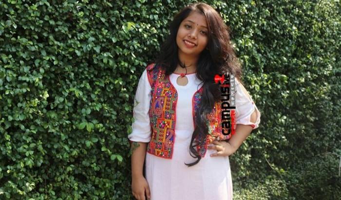 beauty without hair, চুল কাটলেন ভিকারুন্নেসা ছাত্রী!