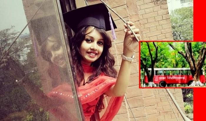 স্বপ্নছোঁয়ার গল্প : ঢাকা বিশ্ববিদ্যালয়ের 'লাল বাস'