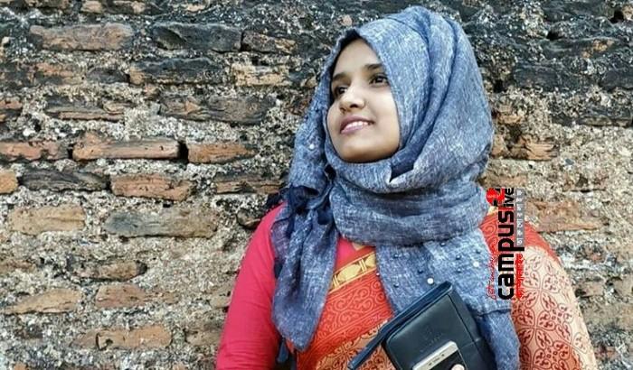 ডাকসু : বঙ্গমাতা শেখ ফজিলাতুন্নেছা মুজিব হলের জিএস সারা